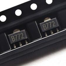 20 Stücke Transistor Silizium Leistung Pnp 2SB772 SOT-89 B772 New Ic tm