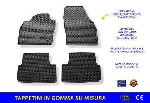 TAPPETINI SEAT ARONA 2017 /> Tappeti in gomma per auto su misura set completo con
