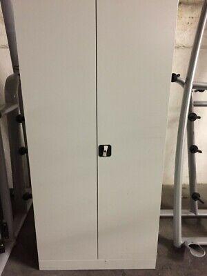 1 Stück Stahlschrank Graueignet Sich Ideal Für Die Sichere Aufbewahrung