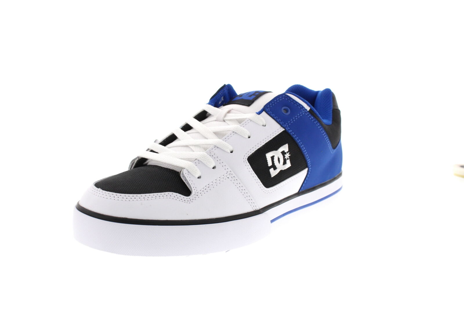 DC Schuhe in Übergrößen - PURE 300660 Weiß schwarz Blau