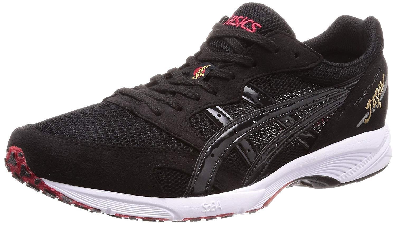 Zapatos De Entrenamiento Asics tarther Japón 1013A007 Negro Negro US7.5 (26.5cm) con seguimiento