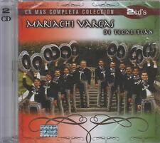CD - Mariachi Vargas De Tecalitlan NEW Completa Coleccion 2 CD's FAST SHIPPING!