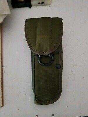 USGI Military Cathey M12 19200 M9 9MM PISTOL HOLDER HOLSTER Ambidextrous EXC