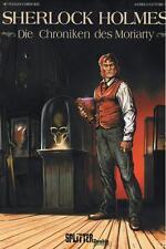 Sherlock Holmes - Chroniken des Moriarty, Splitter
