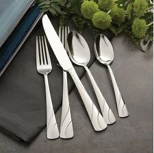 Oneida River 42 Piece Service for 8 Stainless Flatware Set