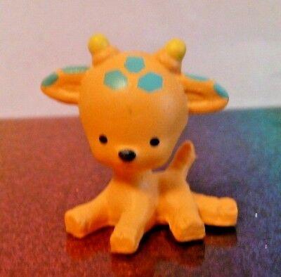 Twozies Season 1 STRETCH Giraffe Orange Mint OOP