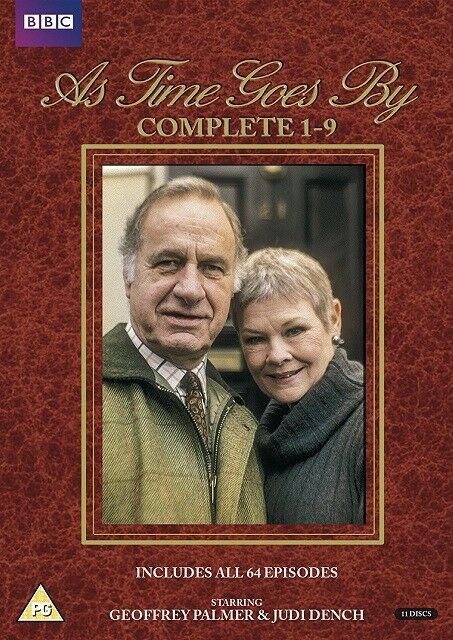 As Time Goes By Complete Series 1-9 Season 1 2 3 4 5 6 7 8 9 Region 4 DVD New