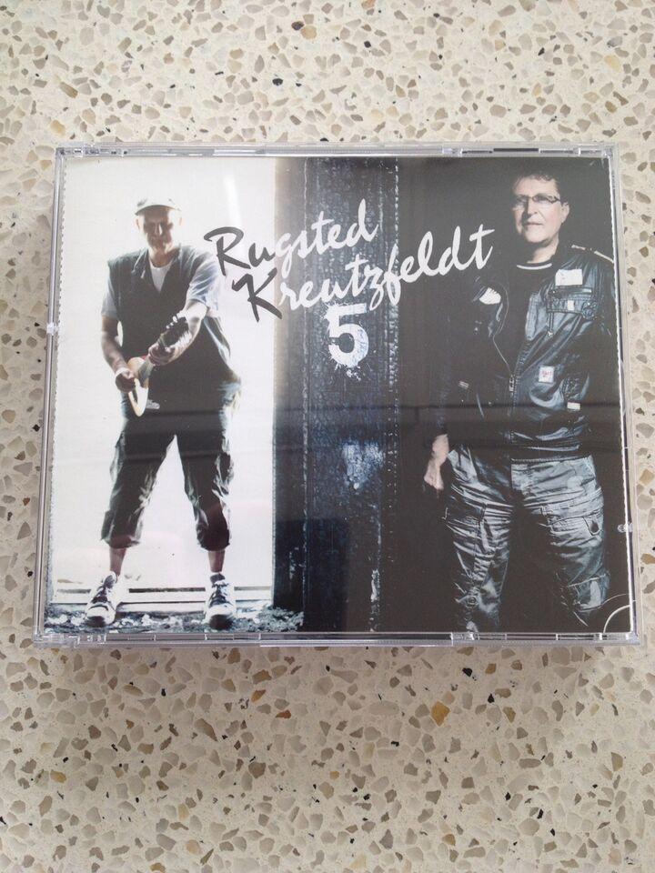 Rugsted Kreutzfeldt: Rugsted Kreutzfeldt 5, pop