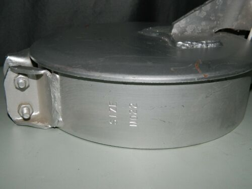 """NEW Anthes 22 Weather Cap 7-3//4-7-15//16/"""" Exhaust pipe Rain Cap Heavy Duty NOS"""