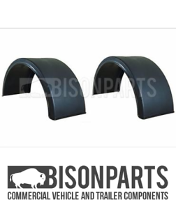 155/70R12 TYRE SIZE MUDGUARD / MUDWING J01SE SINGLE WHEELS (PAIR) BP83-010