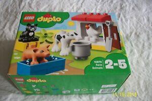 LEGO-DUPLO-10870-FARM-ANIMALS-NEUF