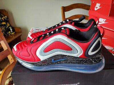 Men S Nike Air Max 720 Undercover University Red Blue Jay Ebay
