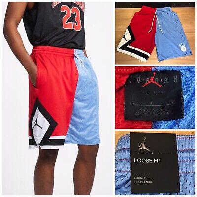 Nike Air Jordan Retro 1 Fearless DNA Chicago Bulls UNC To Chi Shorts Men's  Small | eBay