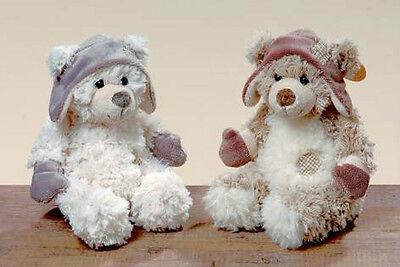 Teddybär 20 cm NEU (675060) NEU Plüschbär Teddy Kuscheltier Kuscheltededy