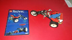 LEGO TECHNIC 5587 COMPLETO CON LIBRETTO ISTRUZIONI SENZA SCATOLA - Italia - LEGO TECHNIC 5587 COMPLETO CON LIBRETTO ISTRUZIONI SENZA SCATOLA - Italia