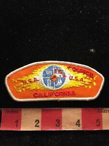 BSA-Boy-Scouts-CALIFORNIA-COUNCIL-Patch-87N4