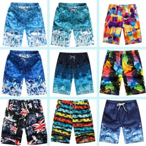 Swimsuit short pants hot new surf board Men/'s summer swiming beach trunks shorts