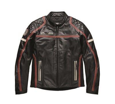 Lederjacken, Harley Davidson, Herren, XXL online kaufen