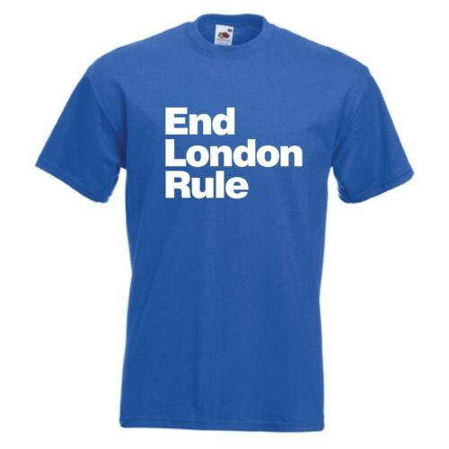 Scottish SNP Independence Nation Scotland Yes End London Rule T-Shirt