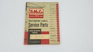 1959 Vintage Original FOMOCO Ford Service Parts Catalog  N9