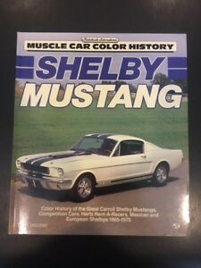 history of the ford mustang book