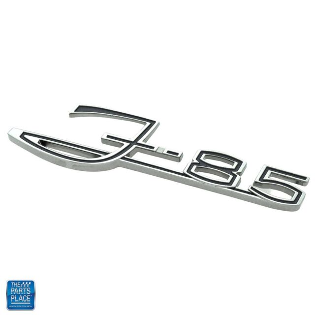 1964 Oldsmobile Cutlass F85 F-85 Emblem GM 588823 Each