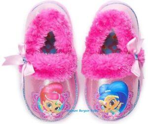 Shimmer \u0026 Shine Toddler Girls' Slippers