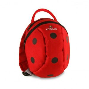 Littlelife l10239 jeunes enfants sac à dos avec boucle de sécurité Coccinelle 1+  </span>
