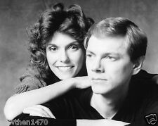 #1083 THE CARPENTERS  8.5 x 11 Black & White Glossy Picture Photo NOT 8 X 10