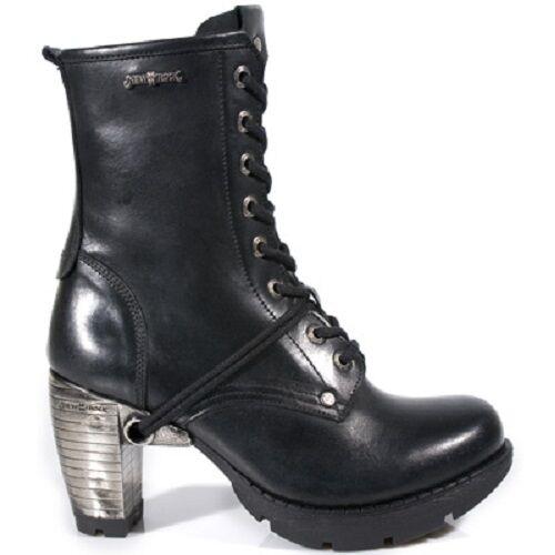 New Rock bota botas señora Gothic negro m.tr001-s1