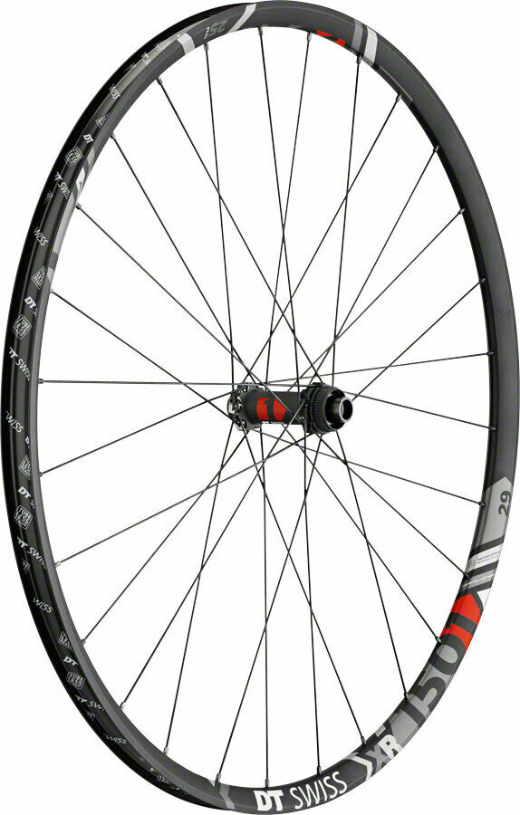 DT Swiss XR1501 Spline One 25 Front Wheel, 29 , 15x110mm Boost