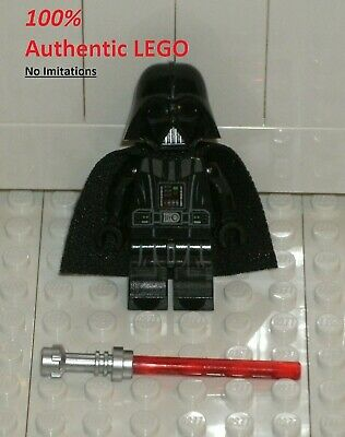 Lightsaber NEW Authentic Star Wars 75183 Minifigure LEGO Darth Vader