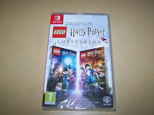 Lego-Harry-Potter-Collection-Nintendo-Switch-New-amp-Sealed