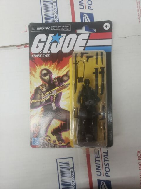 HASBRO G.I. JOE SNAKE JOE ACTION FIGURE & ACCESSORIES E9056 NEW OTHER FAST SHIP