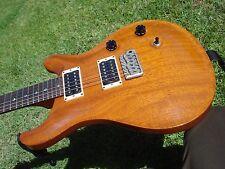 1996 PRS Standard 24 Natural Mahogany Vintage Bass & HFS Pickups Wide Thin Neck