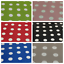Spotted-Wipe-clean-Tablecloth-oilcloth-vinyl-PVC-Spot-polka-dot-140cm-wide-M40 thumbnail 1
