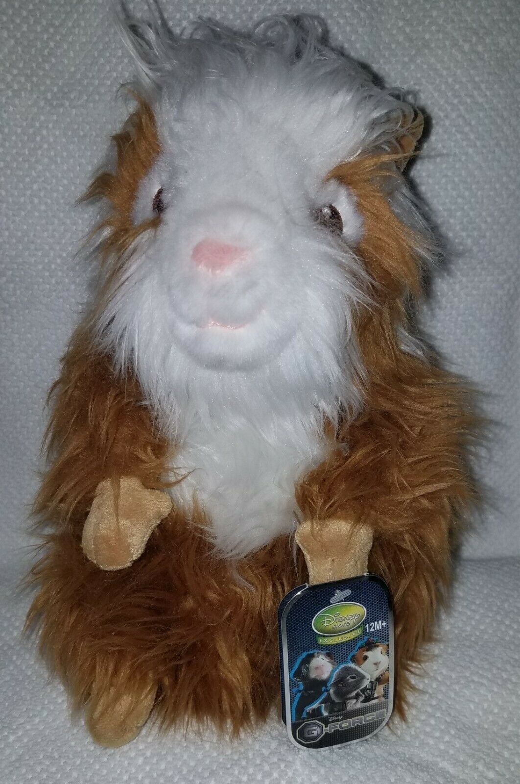 Disney Darwin G Force Guinea Pig 11 Plush Soft Toy Stuffed Animal For Sale Online Ebay