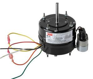 Details about 1/10 HP 1625 RPM 115V 4.4 Diameter TEAO PSC Fan Motor on