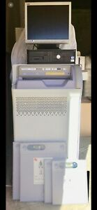 2004-Fujifilm-FCR-XG-1-With-Workstation-And-Two-Cassettes-35x43-And-24x30-cm
