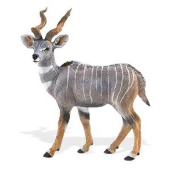 Kleiner Kudu 10 cm Serie Wildtiere Safari Ltd 296229
