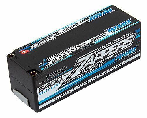 Team Associated - Reedy Zappers SG2 6400mAh 110C 15.2V High-Capacity Battery