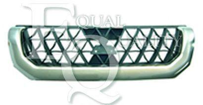 G0757 EQUAL QUALITY Griglia radiatore anteriore cromato MITSUBISHI PAJERO SPORT