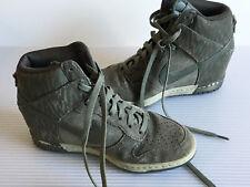 c78c588fcd8ff1 item 8 NIKE DUNK SKY HI Women s Wedge Sneakers Green Gray Patterned Size 7  543258-302 -NIKE DUNK SKY HI Women s Wedge Sneakers Green Gray Patterned  Size 7 ...