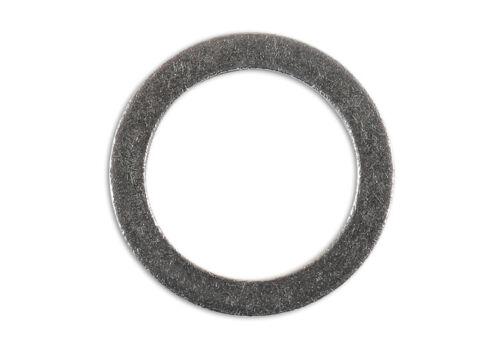 GENUINE Sump Plug Washer Aluminium 12mm x 17mm x 1.5mm Pk 10Connect 36780