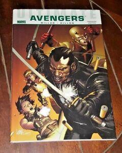 Ultimate Comics Avengers Blade vs The Avengers Marvel TPB Graphic Novel NEW