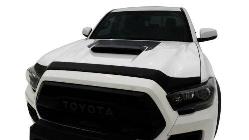 Bug Deflector-Aeroskin Matte Black Hood Protector fits 16-19 Toyota Tacoma