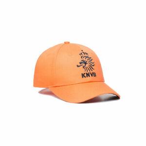 Netherlands KNVB Soccer Snapback Orange Crest Hat Officially Licensed Fan Ink