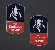 Emirates FA Cup Badge 2016/2017 Premier League Patch BPL England