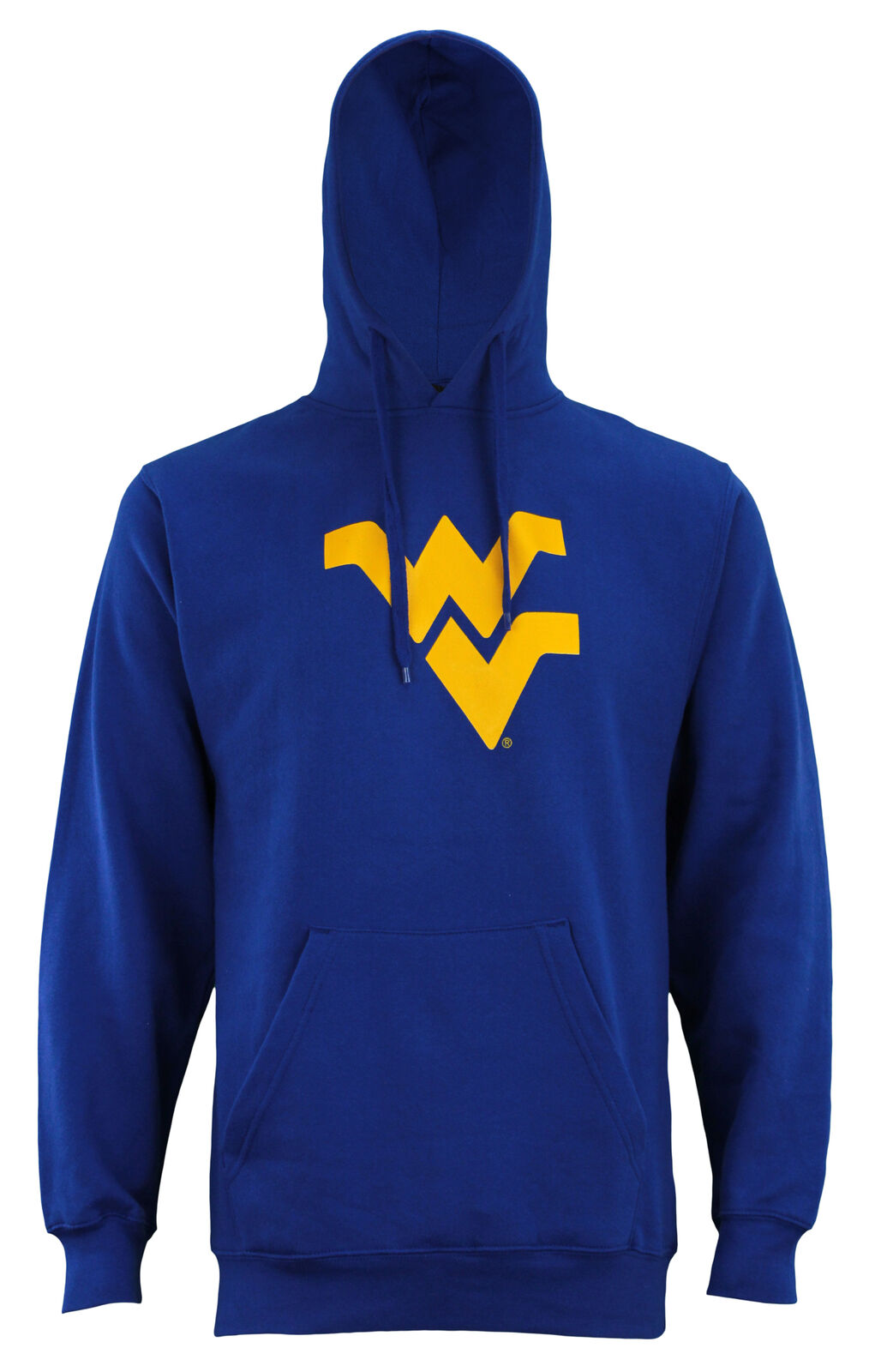 6861b01ccc Gen NCAA Men s West Mountaineers FZ Team Logo Hoodie 2 Virigina ...