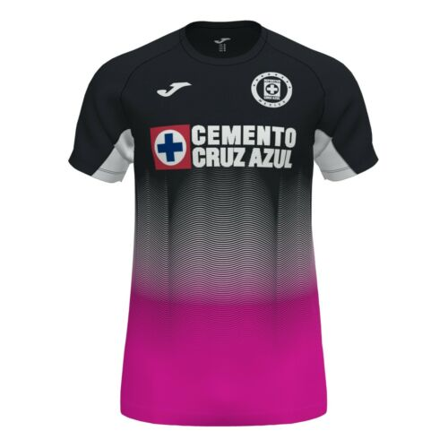 Cruz Azul Jersey Joma Rosa Pink Octubre 2020//2021 Limited Edition 100/% Authentic